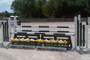 Old Dominion Horse Jumps | Horse Show Jumps