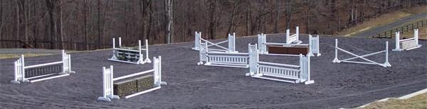 hunter horse jump package