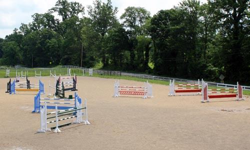 horse jump packages