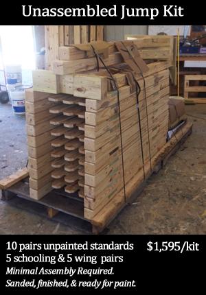 unassembled jump kit