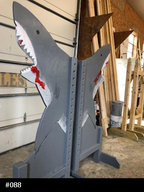 #88 sharks standards