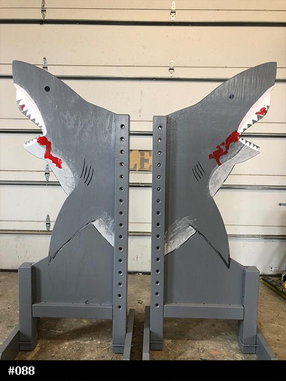 sharks horse jump standards