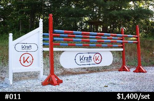 Kraft K horse jump