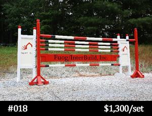 Fuog Interbuild horse jump